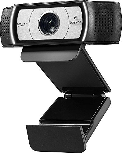 Logitech - Pro Webcam - Black