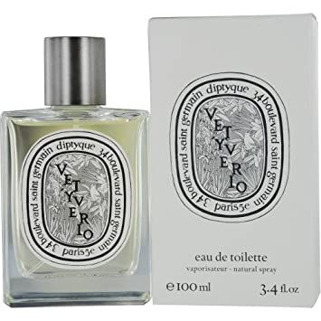 Diptyque Vetyverio 3.4 oz Eau de Toilette Spray