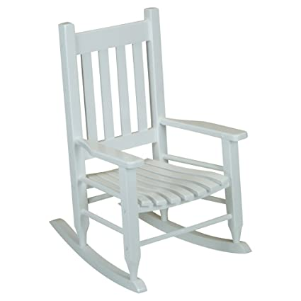Terrific Hinkle Chair Company Plantation Childs Rocking Chair White Andrewgaddart Wooden Chair Designs For Living Room Andrewgaddartcom