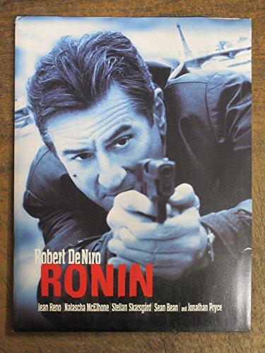 Ronin (1998) Press Kit Robert DeNiro, Jean Reno Incl. 8 slides 6 B&W Stills