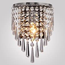 LightInTheBox Modern Semi Circular Crystal Wall light Lights for Home