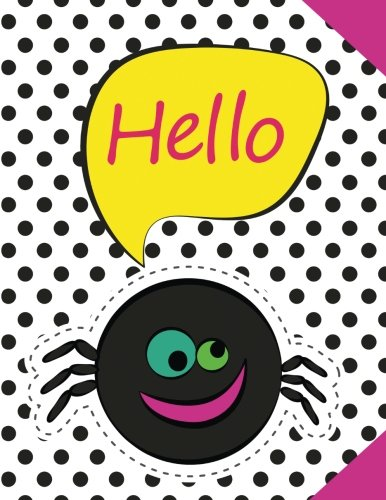 Primary Draw and Write Notebook Journal For Kids - Halloween: 120 Pages With Drawing Box on Top Half of Page and Lines on Bottom Half School ... 8.5 by 11 inches (More Kool Kidz) (Volume 45) -