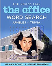 The Unofficial The Office Word Search - Jumbles - Trivia