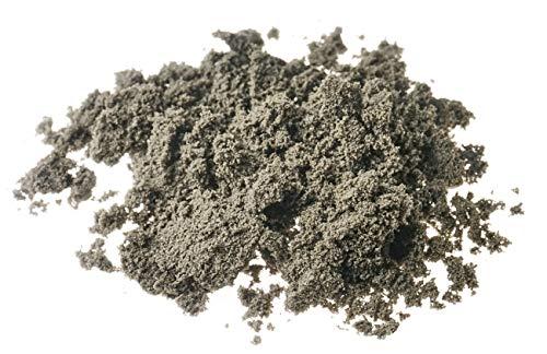 Teton-Black Olivine Fine-Mesh Water-Bonded Foundry Casting Sand ()