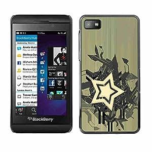 Shell-Star ( National Flag Series-Israel ) Hybrid Heavy Duty Shockproof Ballistic Fundas Cover Cubre Case para Apple iPhone 5 / 5S