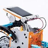 GARUNK STEM Solar Robot Kit 12 in 1 Educational