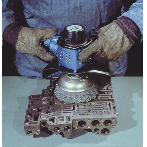 Osborn 00032127SP 32127Sp Abrasive Cup Brush, Silicon Carbide, 6000 Maximum RPM, 4''