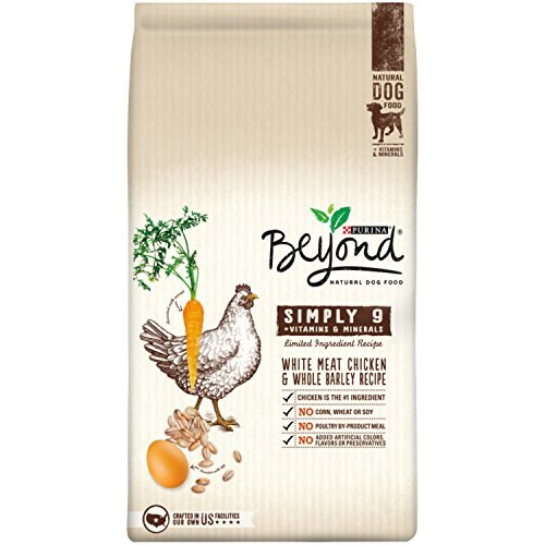 4lb Bags Purina Beyond Natural Dry Dog Food Simply 9 Chicke