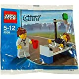 Lego City Set #4936 Doctor and Patient