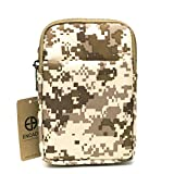 Best Army Knifes Of IPhone Cases - ENCACC Military Tactical MOLLE Phone Pouch Waist Belt Review