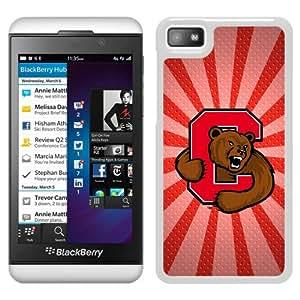 Ncaa Cornell Big Red 13 White Popular Custom Design Blackberry Z10 Phone Case