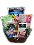 Healthy Grandparent's Day Gift Basket by Well Baskets