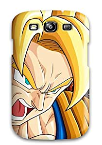 New Style High Quality Shock Absorbing Case For Galaxy S3-dbz Goku 6422600K72108784