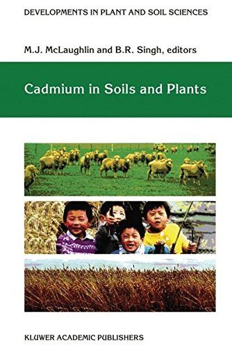 Cadmium in Soils and Plants (Developments in Plant and Soil Sciences) (2012-10-14)