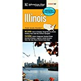 Illinois State Waterproof Map