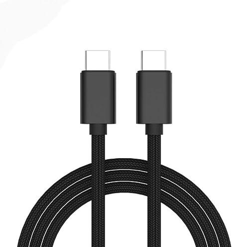 TOUSHI Cable Cargador Cable USB Tipo C a USB C para Samsung Galaxy ...