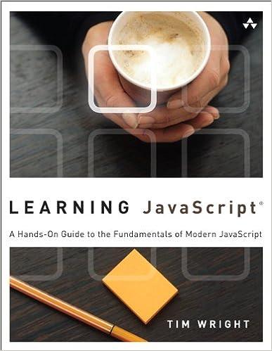 Learning Javascript Ebook