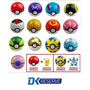 (2-Pack) Pokemon Pokeball Toys with Action Figure Inside- Real Toy Pokeballs that Open- Includes Two Pokemon Figurines & Pokeballs | DK Reserve Toys - 51mA7SvspqL - (2-Pack) Pokemon Pokeball Toys with Action Figure Inside- Real Toy Pokeballs that Open- Includes Two Pokemon Figurines & Pokeballs | DK Reserve Toys