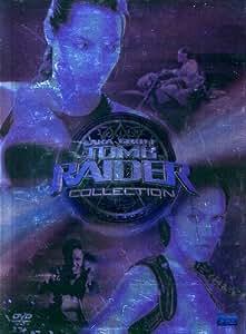 tomb raider collection 4 box set dvd Italian Import