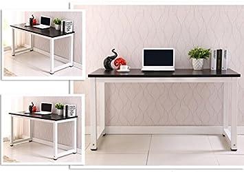 LIVIVO ® Modern Style 1.2m Long Home Office Computer Pc Laptop Desk Study  Table Workstation