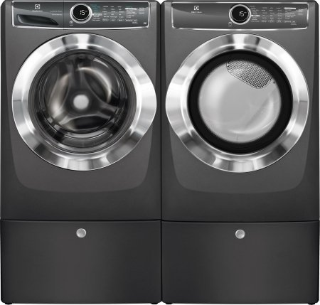 Perfect Steam EFLS617STT 4.4 Cu. Ft. Washer with LuxCare ...
