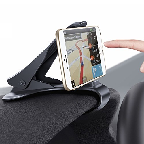 Car Mount, HUD Design Car Phone Holder : Dopobo Universal Adjustable Dashboard (Mobile Work Stand)