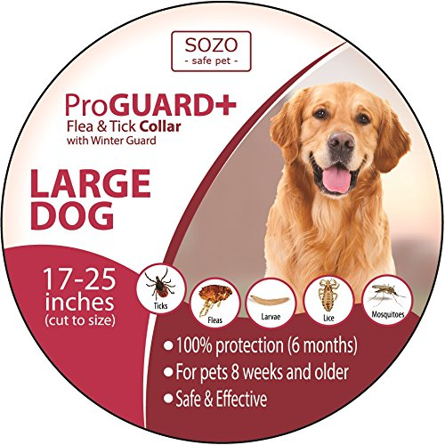 flea-tick-collar-large-dog-proguard-plus-ii-safe-pet-protection-from-pest-bites-infestations-larvae-
