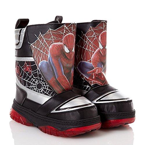 Superhero Spider-Man Light Up Winter Boots - Boy's - Buy