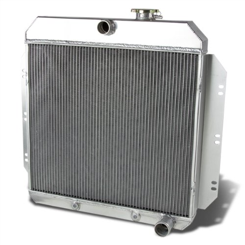 1961 Chevrolet Truck (Chevrolet C/K Series Full Aluminum 3-Row Racing Radiator)