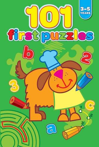 Read Online 101 First Puzzles 3-5 Years PDF