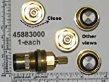Grohe Replacement Part 45883000 1/2'' Cardodur 1/4 Turn Left