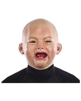 Horror-Shop Máscara de bebé llorando