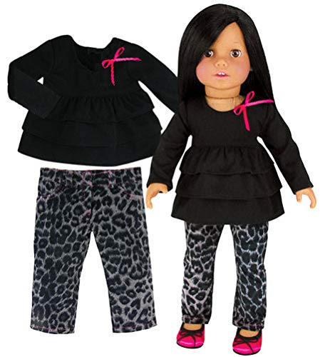 b056ec51b6 Sophia s 18 Inch Doll Clothing 2 Pc. Set Fits 18 Inch American Girl Doll  Clothes