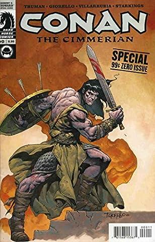 Conan the Cimmerian #0 (Conan 0)