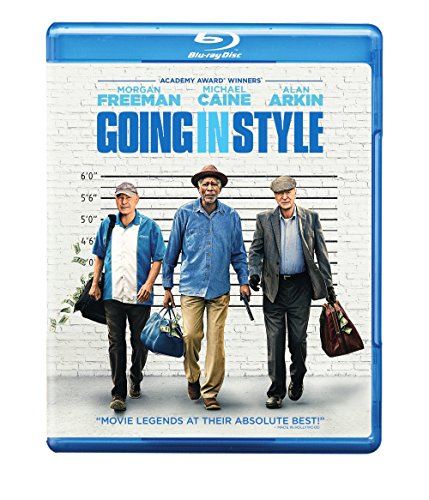: Going in Style (2016) (BD) [Blu-ray]