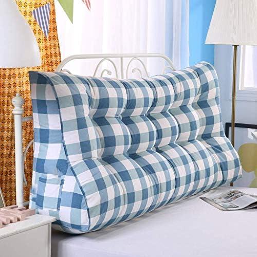 三角くさび枕、ダブルベッド用ポケットクッション、背もたれ、位置決め補助具、洗える、ウエストベルト (色:C、サイズ:180CM)