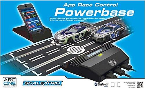 Scalextric - Sca8433 - Voiture De Circuit - App Race Control Powerbase