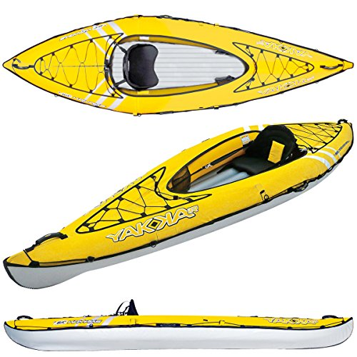 BIC Yakkair-1 Lt Inflatable Lite Kayak