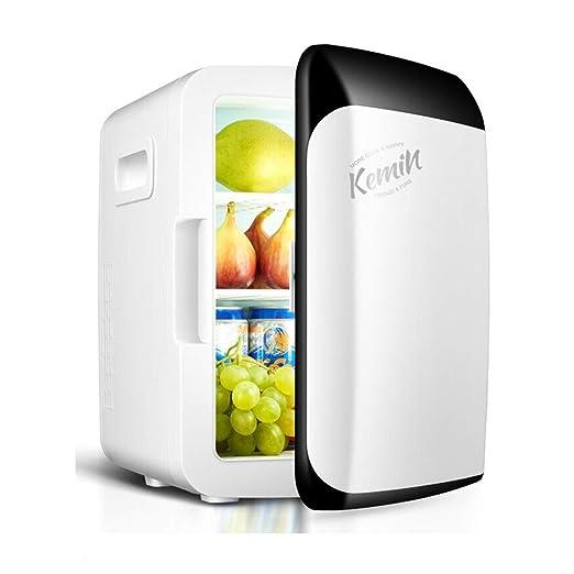 Mini refrigerador Caja eléctrica eléctrica fría y caliente 10L ...