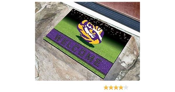 New Door Mat Doormat Louisiana State University Indoor Outdoor 18 in x 30 in