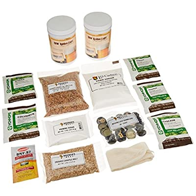 Brewer's Best Pacific Coast IPA Beer Ingredient Kit