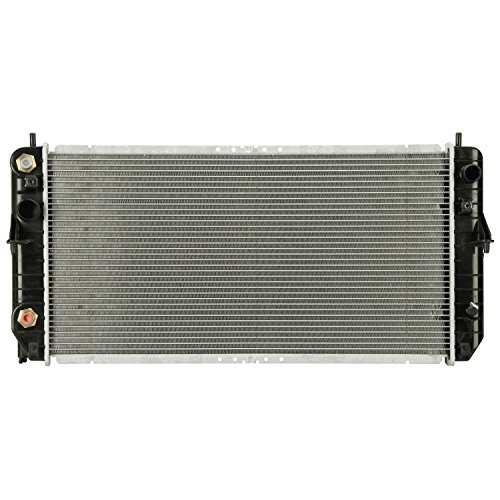 - Reach Cooling REA41-2513A - 2513 Radiator For Cadillac Seville 4.6 V8 STS SLS