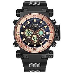 Swole O'Clock Hercules 3.0 Men's Watch