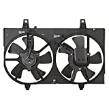 Spectra Premium CF23001 Dual Radiator Fan Assembly