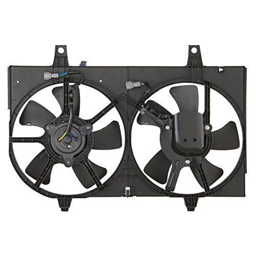Spectra Premium CF23001 Dual Radiator Fan Assembly ()