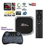 APTC Z69 Plus Octa Core 32GB Flash 3GB RAM 1080p 4K 3D Bluetooth Android 7.1 Amlogic S912 TV Box+Backlit Wireless Keyboard Remote Control