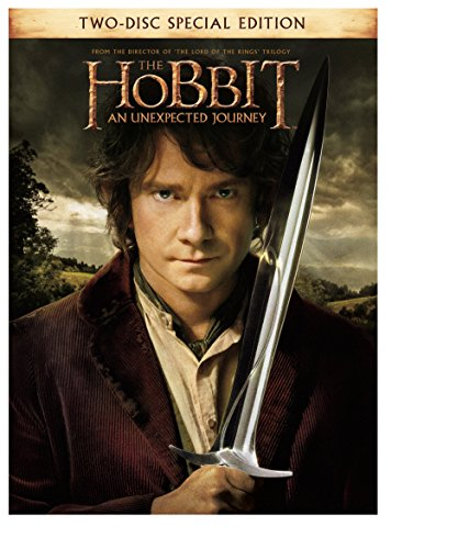 DVD : The Hobbit: An Unexpected Journey (Special Edition, 2 Disc)