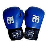 MOOTO SG1 MMA Gloves Blue