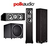 Polk Audio Pair of TSi300 Speakers,