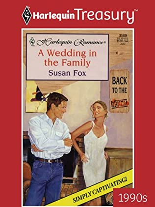 book cover of A Wedding in the Family